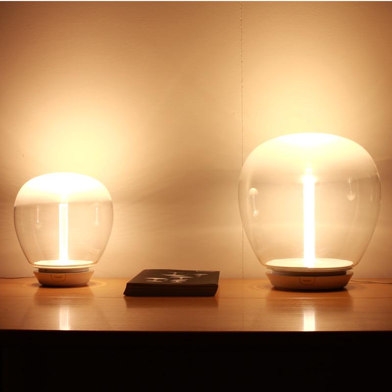 IDEALUX (MAROSTICA, VICENZA) ::: ARTEMIDE EMPATIA TABLE