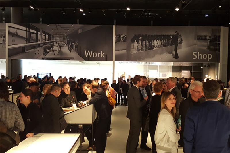 Light&Building 2018 Frankfurt Messe