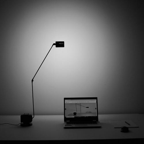 Idealux Lumina Daphine LED black