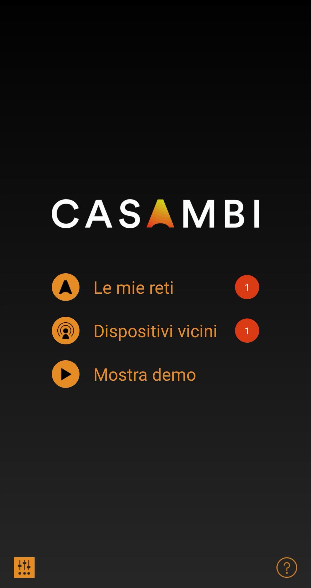 Tobias Grau Flying App Casambi